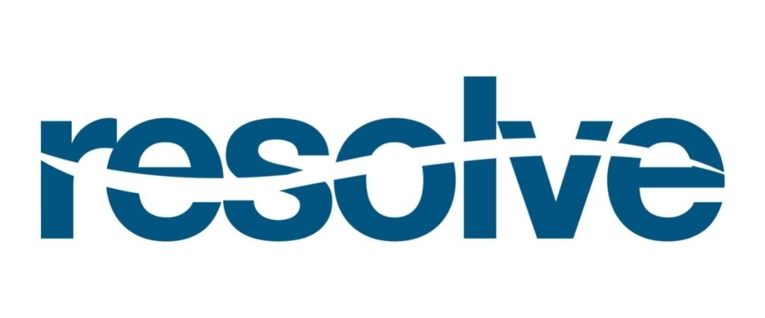 Resolve Blue Logo